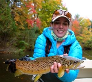 trout fishing in michigan