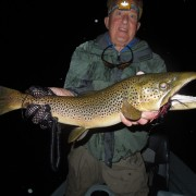 Manistee River Trout Fishing, Night Fishing, Mousing, Midnight Creeper, Frogs