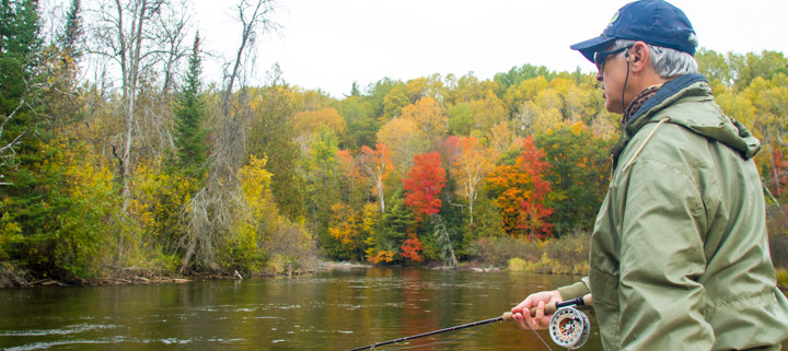Michigan Fly Fishing