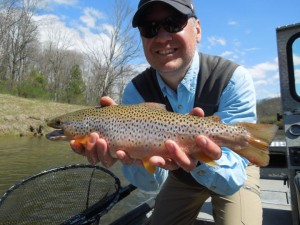 Tippy dam trout fishing northern michigan fly fishing for Manistee river fishing report tippy dam