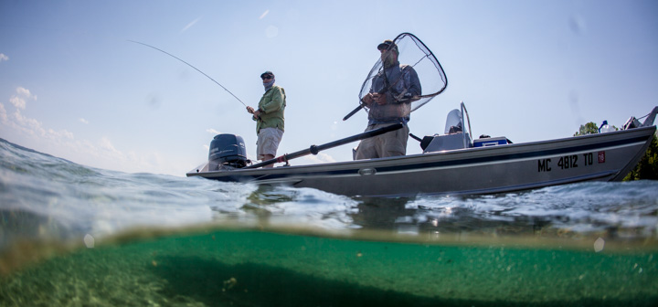 Fly Fishing Traverse City