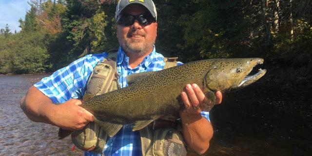 Garden River Fishing Report