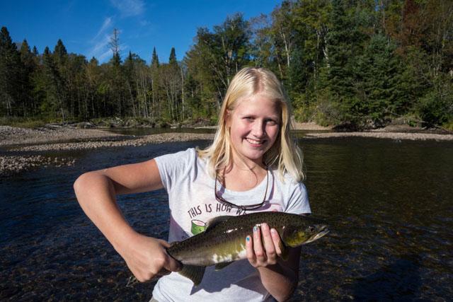Garden River Fishing Report | Pink Salmon| King Salmon