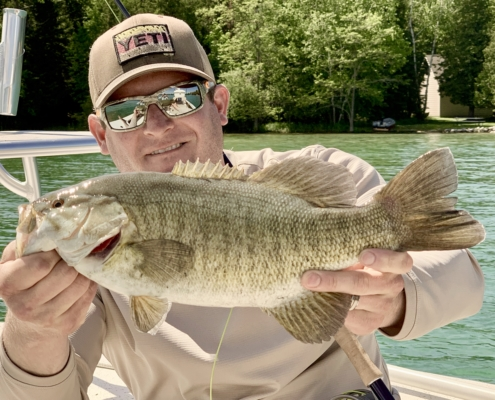 West Bay Smallmouth